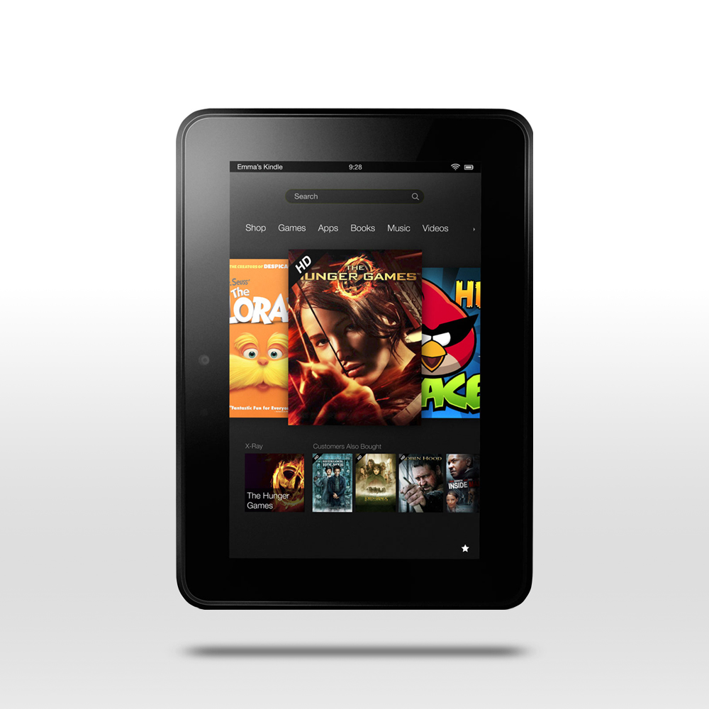 Amazon Kindle Fire Repairs